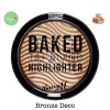 Baked Tri-Blend Highlighters - Bronze Deco