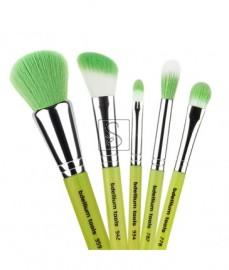 Green Bambu Mineral 5pc. Brush Set