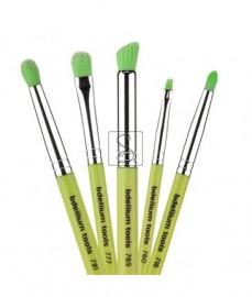 Green Bambu Smoky Eyes 5pc. Brush Set
