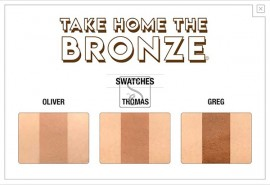 Take Home The Bronze® Anti-Orange Bronzer - The Balm Cosmetics