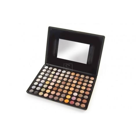 88 Color Neutral Palette - BH Cosmetics