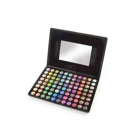 88 Color Shimmer Palette - BH Cosmetics