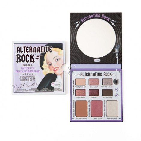 Alternative Rock Vol.1 Palette - The Balm Cosmetics