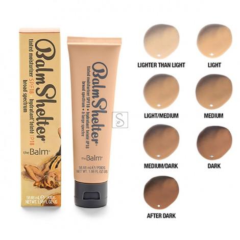 BalmShelter® Tinted Moisturizer SPF 18 - the Balm Cosmetics