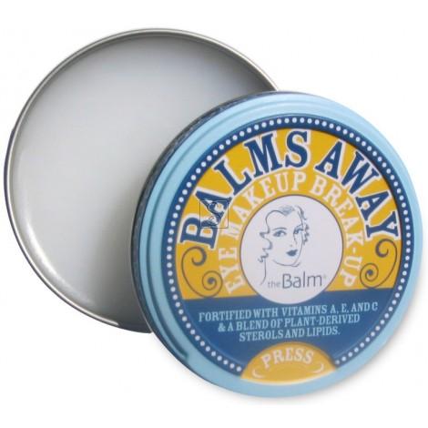 Balms Away® - Eye Makeup Remover - The Balm Cosmetics