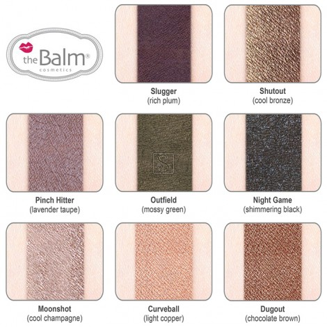 Batter Up® Eyeshadow Stick - The Balm Cosmetics