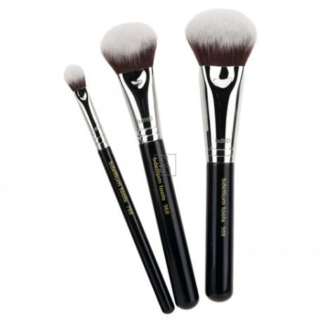 Maestro BDHD 3pc. Brush Set - Bdellium Tools