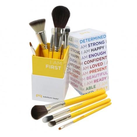 """Studio """"I AM FIRST"""" 10pc. Brush Set - Bdellium Tools"""