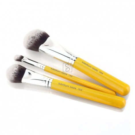 Studio BDHD 3pc. Brush Set - 788V - Bdellium Tools