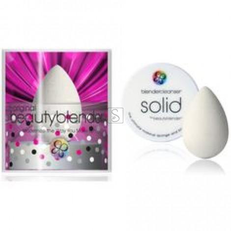Beautyblender® PURE + Mini Blendercleanser® Solid - Beautyblender