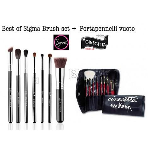 Best of Sigma Brush Set - Sigma Beauty