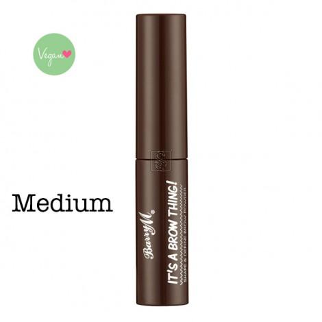 It's A Brow Thing! - Brow Powder - Medium