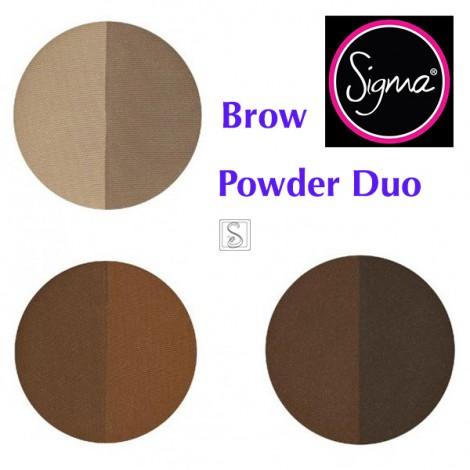 Brow Powder Duo - Sigma Beauty