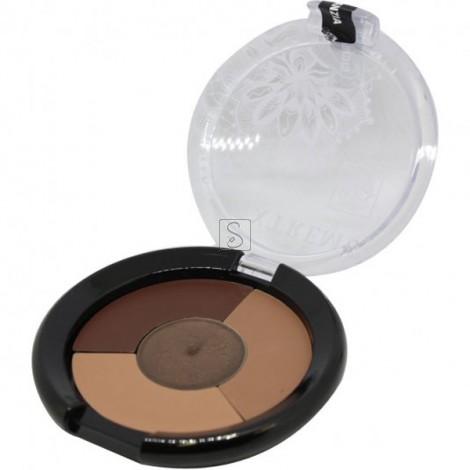 Palette Labbra Choco Power - Vegan - Extreme Make Up