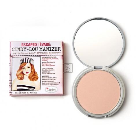 Cindy-Lou Manizer - The Balm Cosmetics