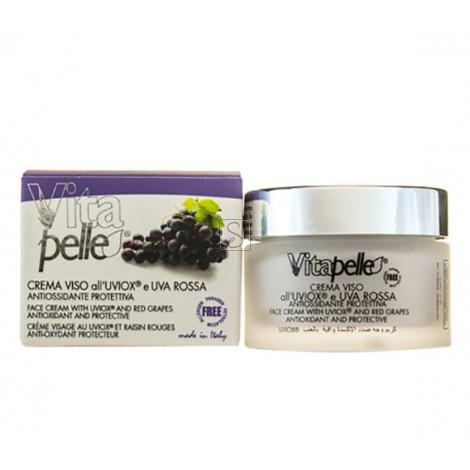 Crema viso Uviox® e Uva Rossa - Phytosintesi