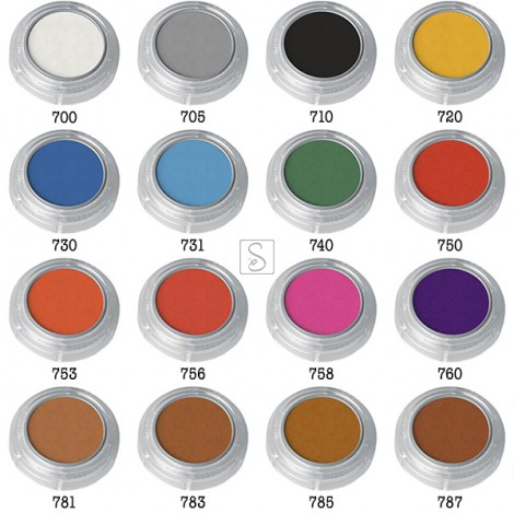 Creme Make up Bright - 2,5 ml - Grimas