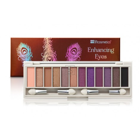 Enhancing Eyes Palette - Beautiful Brown Eyes BH Cosmetics