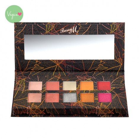 Fall in Love vol. 2 Eyeshadow Palette - Barry M