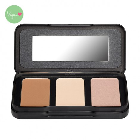 Feeling Cheeky Sculpting Palette - Barry M