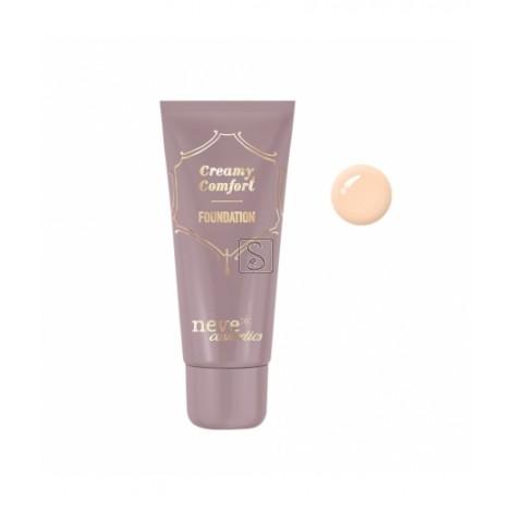 Fondotinta Creamy Comfort - Light Neutral - Neve Cosmetics