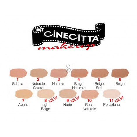 Fondotinta lifting anti-età - Cinecittà Make Up
