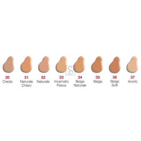 Fondotinta fluido lunga durata - Cinecittà Makeup