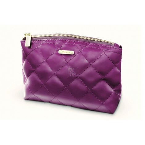 Grape Quilted Bag
