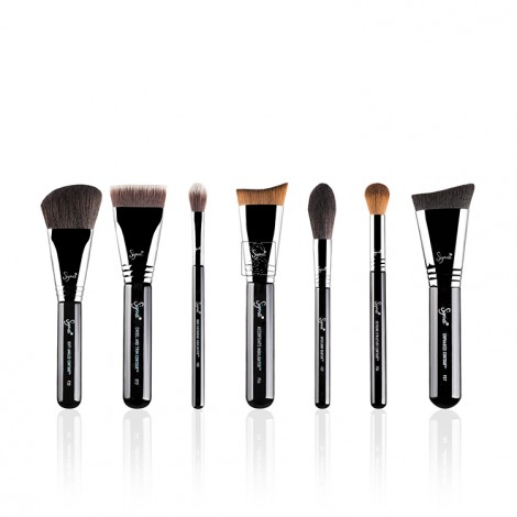 Highlight & Contour Brush Set - Sigma Beauty