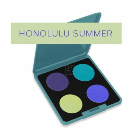 Honolulu Summer Palette