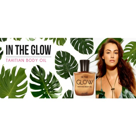 In The Glow Tahitian Body Oil - Barry M