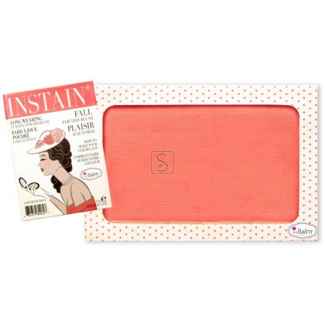 INSTAIN® Blush - Swiss Dot - The Balm Cosmetics