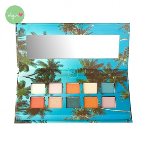 Island Hopper Eyeshadow Palette - Barry M