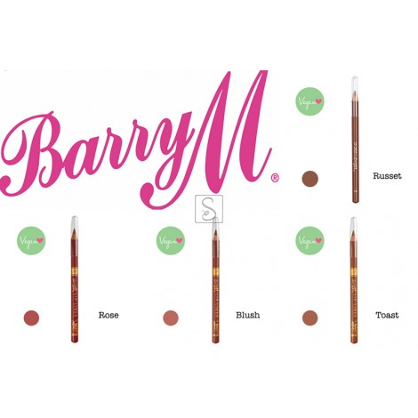 Lip Liners - Barry M