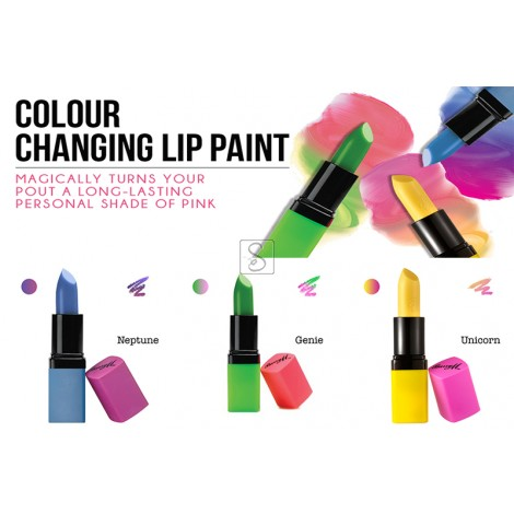 Color Changing Lip Paint - Barry M