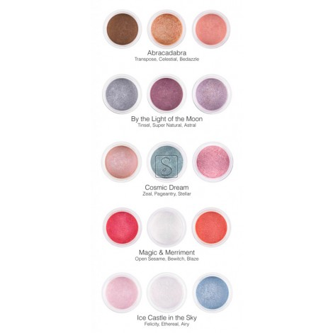Loose Shimmer & Glitter Set - Sigma Beauty