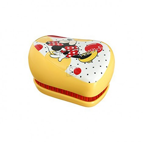 Compact Styler - Minnie Mouse Sunshine Yellow - Tangle Teezer