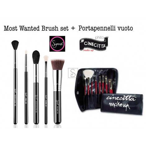 Most-Wanted Brush Set - Sigma