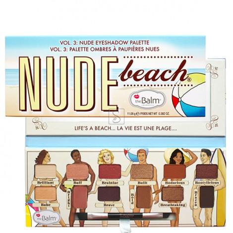 Nude Beach® Eyeshadow Palette - The Balm Cosmetics