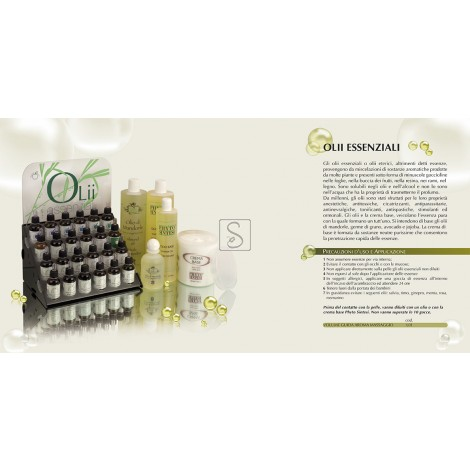 Olii essenziali - Phytosintesi