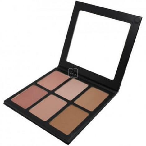 Palette Viso Peach - Vegan - Extreme Make Up