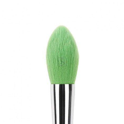 Green Bambu 974 Tapered Powder - Bdellium Tools