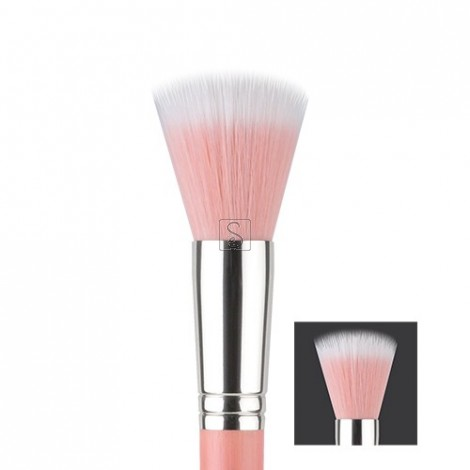 Pink Bambu 955 Finishing - Bdellium Tools