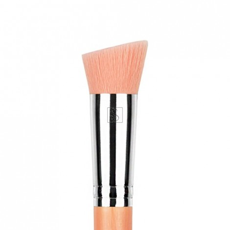 Pink Bambu 956 Slanted Precision Kabuki - Bdellium Tools