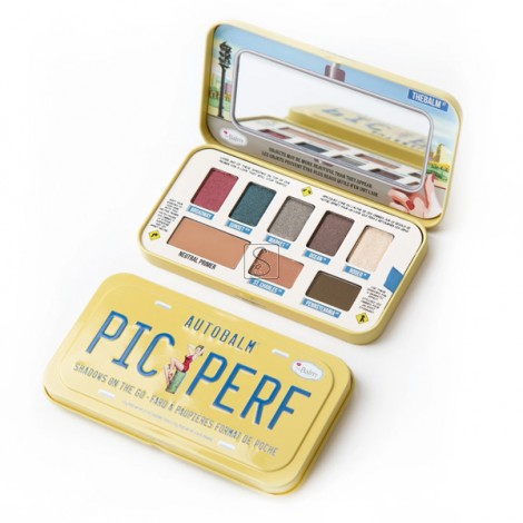 Autobalm® PIC PERF Palette - The Balm Cosmetics