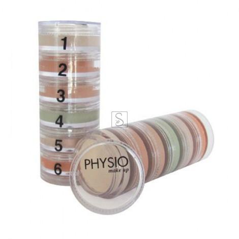 Piramide 6 correttori - Physio-Move - Cinecittà Make Up
