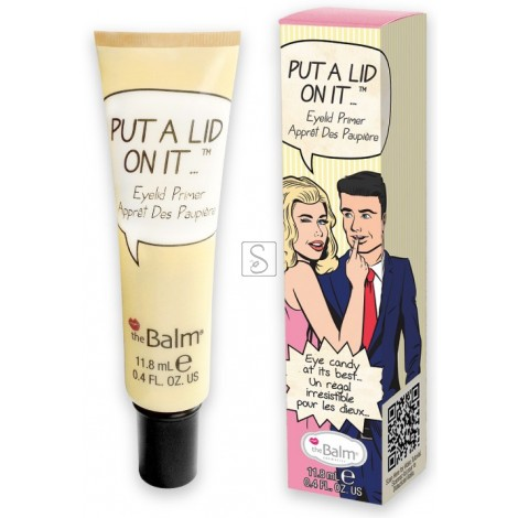 Put A Lid On It® - Eyelid Primer - The Balm Cosmetics