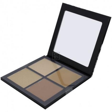 Palette Viso Reshape - Vegan - Extreme Make Up