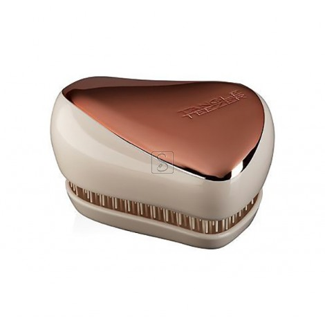 Compact Styler - Rose Gold Luxe - Tangle Teezer