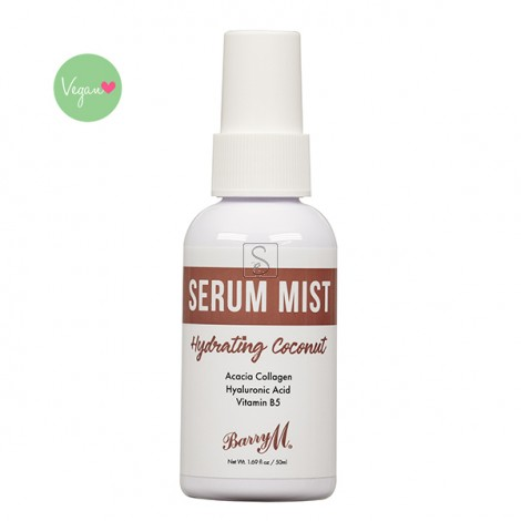 Serum Mist - Hydrating Coconut - Barry M